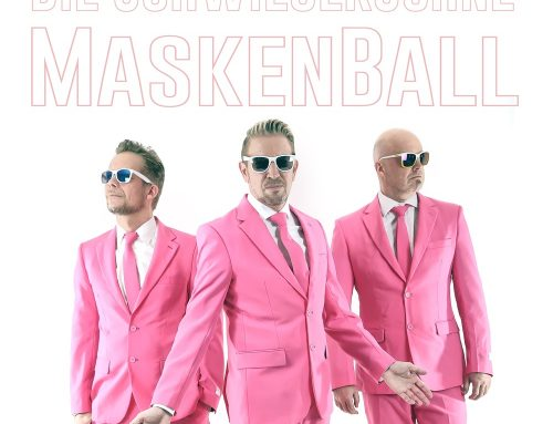 MASKENBALL – ITunes Download